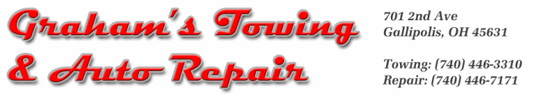 Graham's Towing & Auto Repair